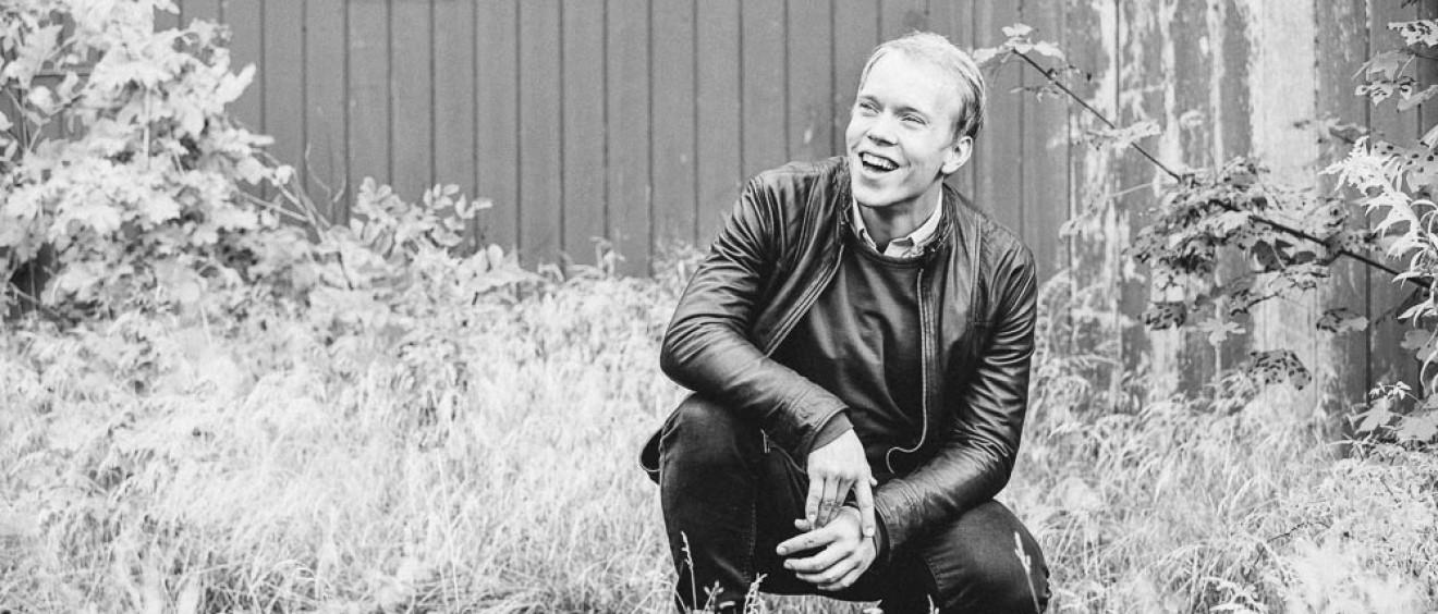 Skuespiller Christian Collenburg