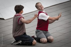 Blodbrødre - Musicalperformer Christian Collenburg